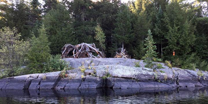 Pen Lake – Campsite #14