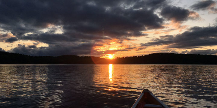Six Days Solo in Algonquin