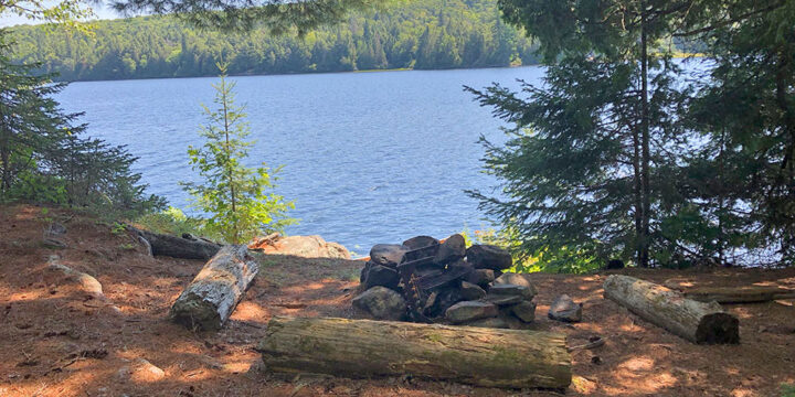 Lake Louisa – Campsite #10