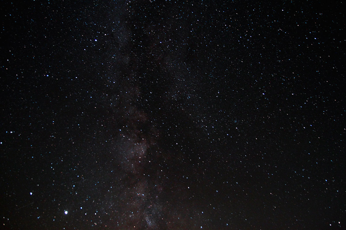 Milky way night sky photography in Algonquin Park during Thanksgiving 2020